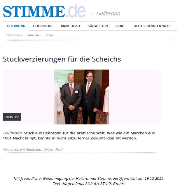 Heilbronner stimme online